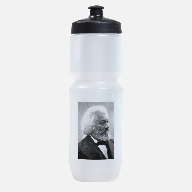 frederick douglass Sports Bottle