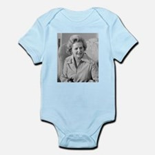 margaret thatcher Infant Bodysuit
