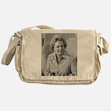 margaret thatcher Messenger Bag