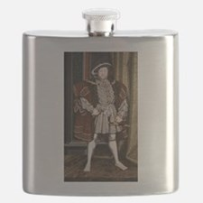 henry the eighth Flask