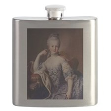 marie antoinette Flask