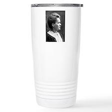 marie curie Travel Mug
