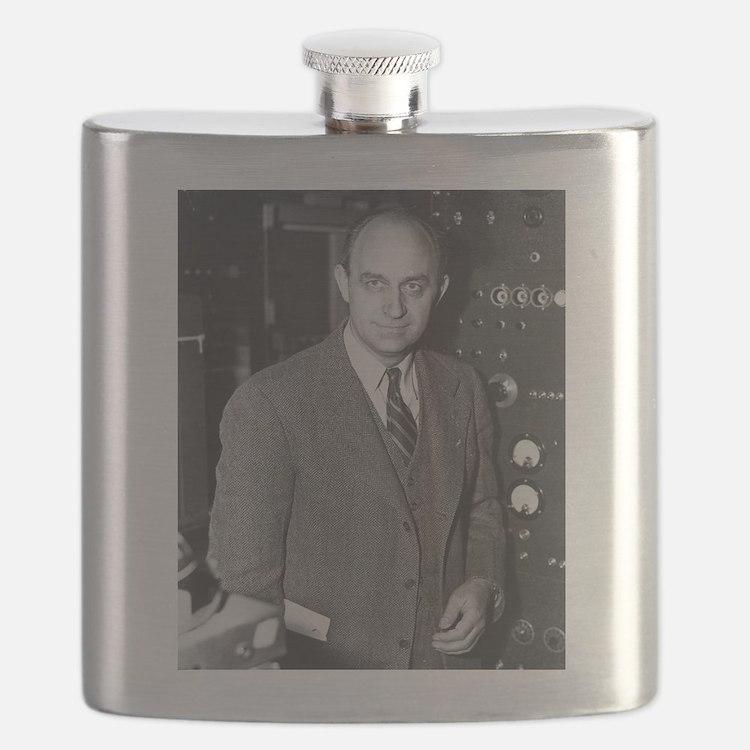enrico fermi Flask