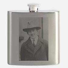 werner heisenberg Flask