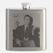 robert oppenheimer Flask