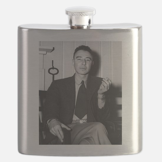 robert oppenheimer Flask