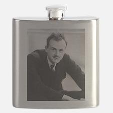 paul dirac Flask