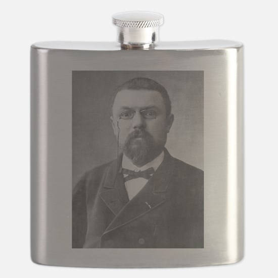henri poincare Flask