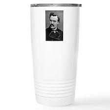 friedrich nietzsche Travel Mug