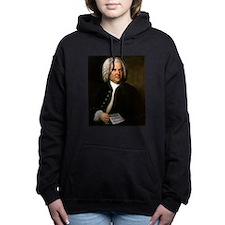 johan sebastian bah Women's Hooded Sweatshirt