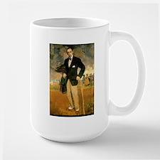 igor stravinsky Large Mug