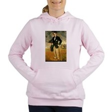 igor stravinsky Women's Hooded Sweatshirt