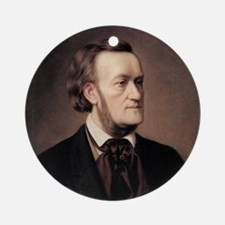 richard,wagner Ornament (Round)