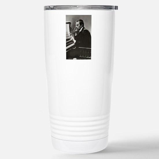 rachmaninoff Stainless Steel Travel Mug