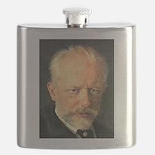 tchaikovsky Flask