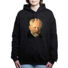 tchaikovsky Women's Hooded Sweatshirt