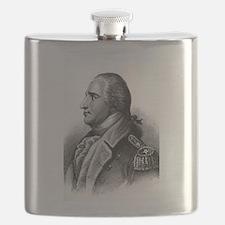 benedict arnold Flask