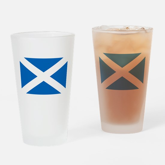 scotland-flag.png Drinking Glass