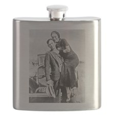 bonnie and clyde Flask