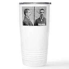 charles ponzi Travel Mug