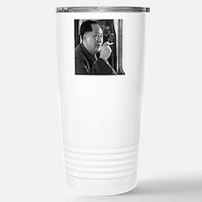 mao tse tung Stainless Steel Travel Mug