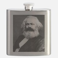 karl marx Flask