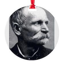 black bart Ornament