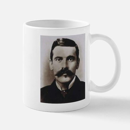 doc hoiday Mug