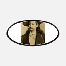 wild bill hickok Patches