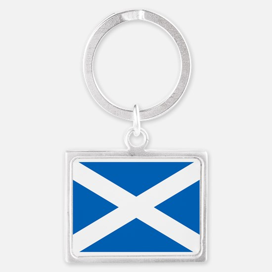 scotland-flag Keychains