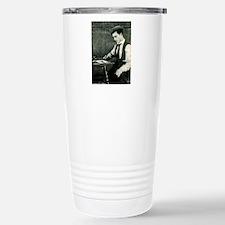 buster,keaton Stainless Steel Travel Mug