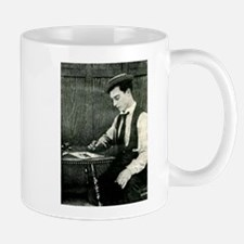 buster,keaton Small Small Mug