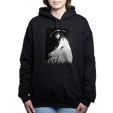 mary pickford Women's Hooded Sweatshirt