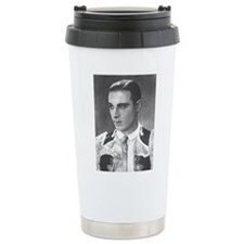 rudolph valentino Travel Mug
