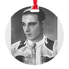 rudolph valentino Ornament