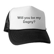 Will you be my Dagny? Trucker Hat