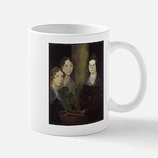 emily bronte Small Small Mug