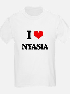 I Love Nyasia T-Shirt
