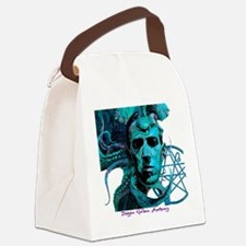 HP Lovecraft Canvas Lunch Bag
