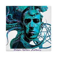 HP Lovecraft Queen Duvet
