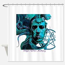 HP Lovecraft Shower Curtain