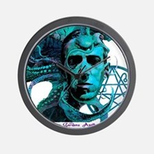 HP Lovecraft Wall Clock