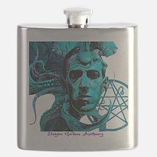 HP Lovecraft Flask