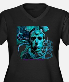 HP Lovecraft Plus Size T-Shirt