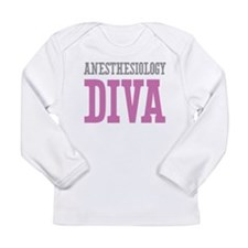 Anesthesiology DIVA Long Sleeve T-Shirt