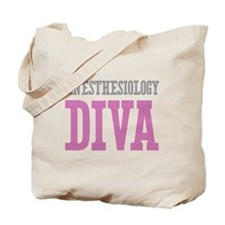 Anesthesiology DIVA Tote Bag