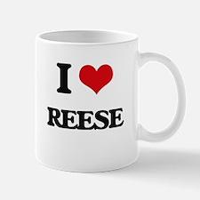 I Love Reese Mugs