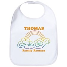 THOMAS reunion (rainbow) Bib