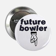 """Future bowler - 2.25"""" Button"""