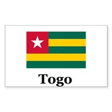 Togo Rectangle Decal